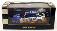 Voitures miniatures de tourisme blancs MINICHAMPS Opel