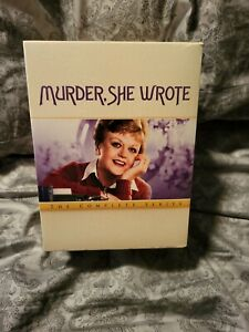 Murder She Wrote: The Complete Series (DVD,63-Disc Box Set) FACTORY SEALED NEW!