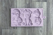 Karen Davies Sugarcraft Christmas Cookie Mould For cakes and Cookies