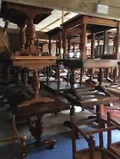 Pub Tables Oak Restaurant Dining  Furniture 100 In Stock