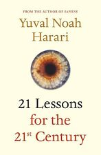 21 Lessons for the 21st Century by Yuval Noah Harari E**B00K/PDF 2018 version