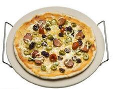 Pizza Stein für Grill für Cadac Gasgrill Chef Delux Holzbackofen für Weber NEU