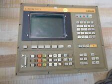 Siemens 6fc3471-0aa-z complete di mappe e monitor display LCD 84-00 19b
