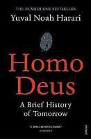 Homo Deus: A Brief History of Tomorrow by Harari, Yuval Noah, NEW Book, FREE & F