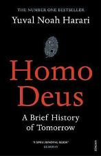 Homo Deus: A Brief History of Tomorrow by Yuval Noah Harari (Paperback, 2017) by Yuval Noah Harari,