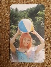 (G)i-dle Minnie Dumdi Dumdi Official photocard gidle g idle