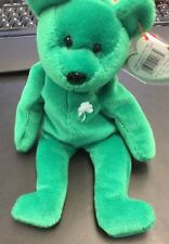 Erin TY Beanie Babies, RARE, PRISTINE, Actual Item being sold