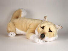 Shiba Inu by Piutre, Hand Made in Italy, Plush Stuffed Animal NWT