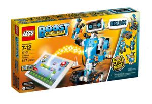 LEGO 17101 BOOST Creative Toolbox  BRAND NEW
