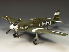 KING AND COUNTRY AF011 U.S P51b Mustang - Cadillac of the skies