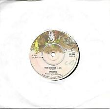 "Unicorn Ooh! Mother Producer by David Gilmour UK 45 7"" single +Bogtrotter"