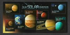 Australia-Our Solar System-the Planets-Space Min sheet 2015 mnh