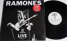 LP RAMONES Live At Old Waldorf, San Francisco, January 31th, 1978 - STILL SEALED