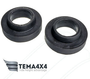 Rear coil spacers 20mm for  Scion iQ tC xA xB xD   Toyota Yaris Auris (2wd only)