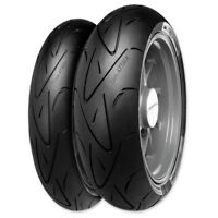 Continental Sport Attack Hypersport Radial 180/55ZR17 Rear Tire