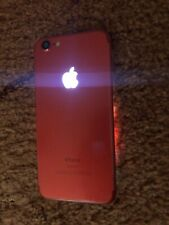 Apple iPhone 6 Red Limited Edition With Led Apple Logo 16GB *Unlocked*