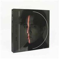 SEALED 2019 Genuine Dimash Kudaibergen《iD》2CD + Album + Poster CD+Lyrics Booklet
