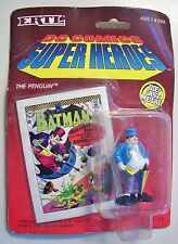 1990 ERTL DC Comics Super Heroes THE PENGUIN Diecast Figure New