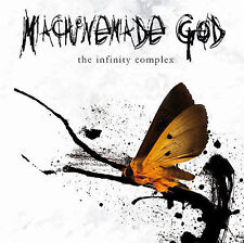 The Infinity Complex [PA] by Machinemade God (CD, Feb-2006, Metal Blade)  NEW