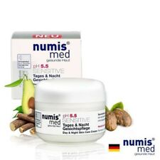 numis med pH 5.5 facial cream day & night from Germany 50ml Free Shipping