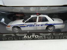 1:18 AUTOart Ford Crown Victoria Police DES PLAINES - RARITÄT §