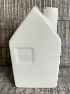 Retired Hearth And Hand Magnolia House Bud Vase Ivory Small NWT