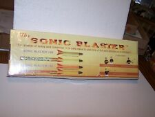 Sonic Blaster V.88 Shoots a foam warhead up to 90 feet with air pressue safe