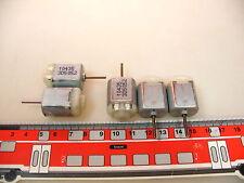 5x Mini-moteur Johnson nf-143g 10435-3d5052 pour modélisme/MAQUETTES 6 - 12 V DC