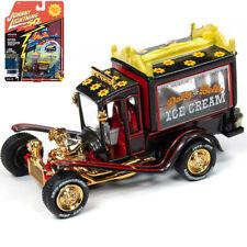 Johnny Lightning 1:64 50th Anniv.Black George Barris Ice Cream Truck JLSP075B