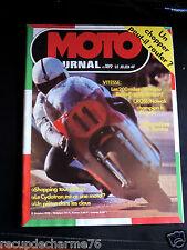 MOTO JOURNAL N°189 LANSIVUORI HONDA CB 750 FOUR CHOPPER GIANFRANCO BONERA 1974