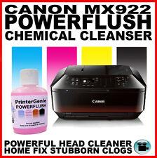 Canon Pixma MX922: Printer Head Cleaner - Nozzle Flush - Streaky Print Fix