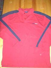 Herrensweatshirt von Redgreen, Herrenshirt, Gr.M, rot,blau, 1x getragen, wie neu