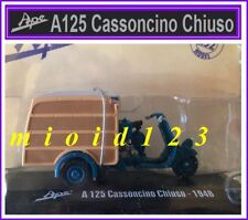 Ape Collection by ITALERI : 1/32 -  A125 Cassoncino Chiuso - 1948 - Die-cast