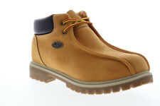 Lugz Pathway 5 MPTW5K-747 Mens Brown Nubuck Leather Casual Dress Boots 7.5