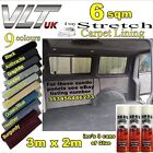 Camper Van Car Carpet Lining 4 Way Stretch Vw T 6 5 1 Trim Transit Race Day 6sqm
