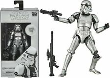 STAR WARS CARBONIZED IMPERIAL STORMTROOPER BLACK SERIES ACTION FIGURE ORDER  NEW