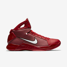 NIKE HYPERDUNK '08 BASKETBALL SHOES NEW MEN'S SIZE 13 GYM RED/WHITE/TEAM RED