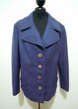 L'EXCLUSIF PARIS Giacca Donna Lana Woman Wool Jacket Sz.L - 46