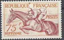 FRANCE J.O D'HELSINKI N°965 - NEUF ** AVEC GOMME D'ORIGINE (1 POINT) - COTE 44€