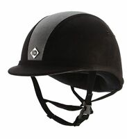 Charles Owen YR8 horse riding hat helmet low profile headwear pas015.2011