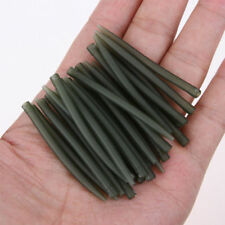 54 mm stiff Anti-Tangle sleeves Carp barbel Fishing terminal tackle UK SELLER