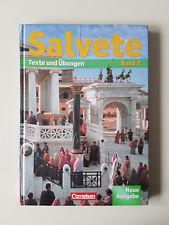 Salvete - Neue Ausgabe 2. Schülerbuch von Ulrike Althoff, Manfred Blank, Sylvia