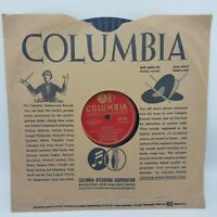 Harry James And His Orchestra ‎– Record Session / Nothin' Columbia 45253 E