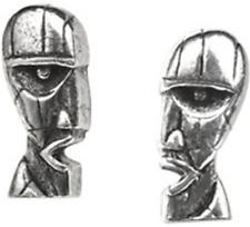 Alchemy Rocks Pink Floyd Division Bell Stud Earrings