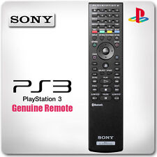 Playstation 3: PS3 Bluray Control Remoto * En Excelente Estado *