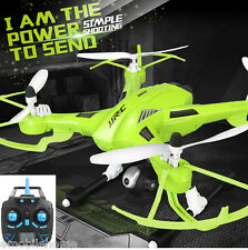 JJRC H26W WIFI FPV HD 720P CAM 2.4GHz 4 CH 6 Axis Gyro RC Quadcopter Drone Green