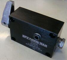 3 Way 2 Position Pump Mounted Valve SPX Powerteam 9584