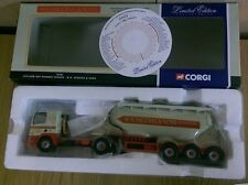 Corgi 75903 Leyland DAF Powder Tanker W H Higgins & Sons Ltd Ed No. 0003 of 2500