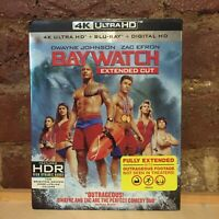 Baywatch [New 4K UHD Blu-ray] With Blu-Ray, 4K Mastering, Digitally Mastered