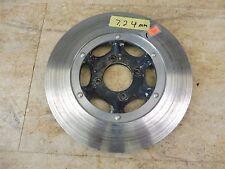 1975 Honda CB360 CB 360 H1477' front brake rotor disc #1